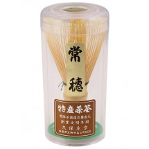 DOCTOR KING Authentic Handcrafted Japanese Bamboo Matcha Tea Whisk (Chasen) - Made in Japan