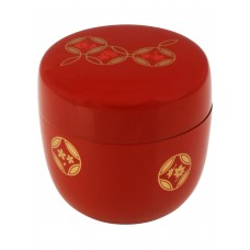 "DOCTOR KING Authentic Japanese Matcha Tea Caddy | ""Natsume"" 